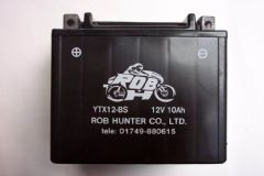 BA. YTX12-BS Quad Battery